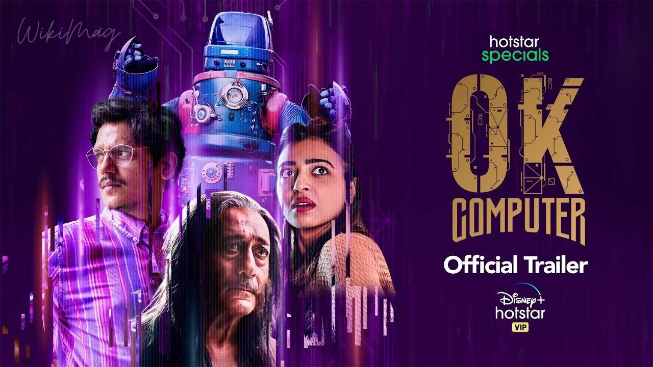 Ok Computer Web Series Release Date, Plot, Cast, and more