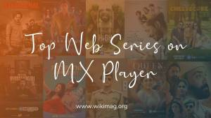 Top 10 Web Series on MX Player