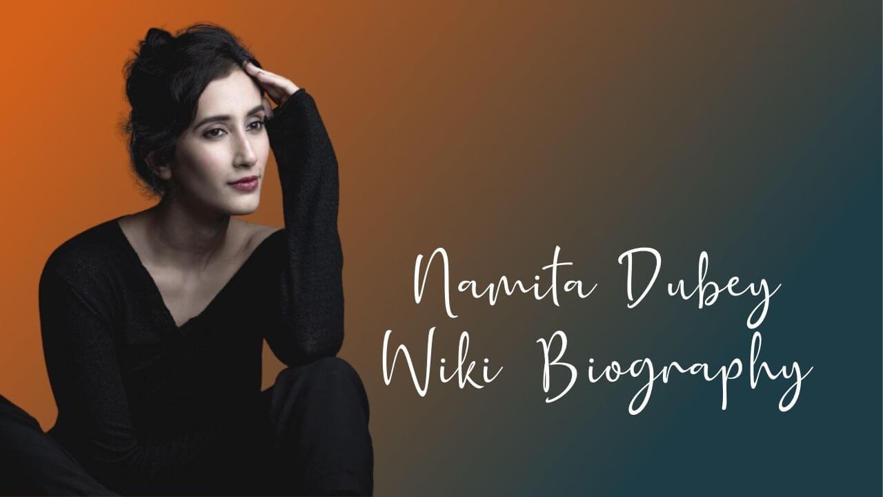 Namita Dubey wiki, Age, Height, Boyfriend, Husband, Family, Biography