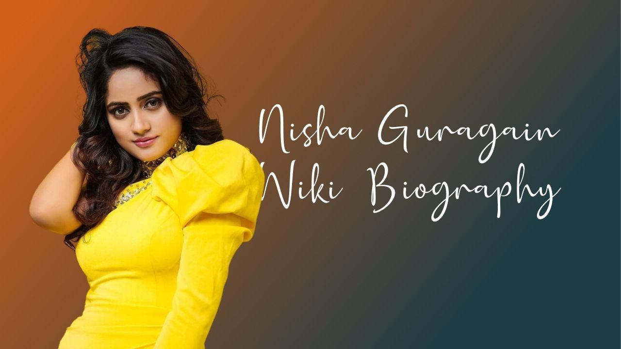 Nisha Guragain Biography, Age, Family, Relationship, and More