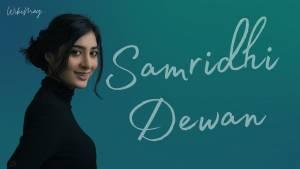 Samridhi Dewan wiki, boyfriends,net worth, age